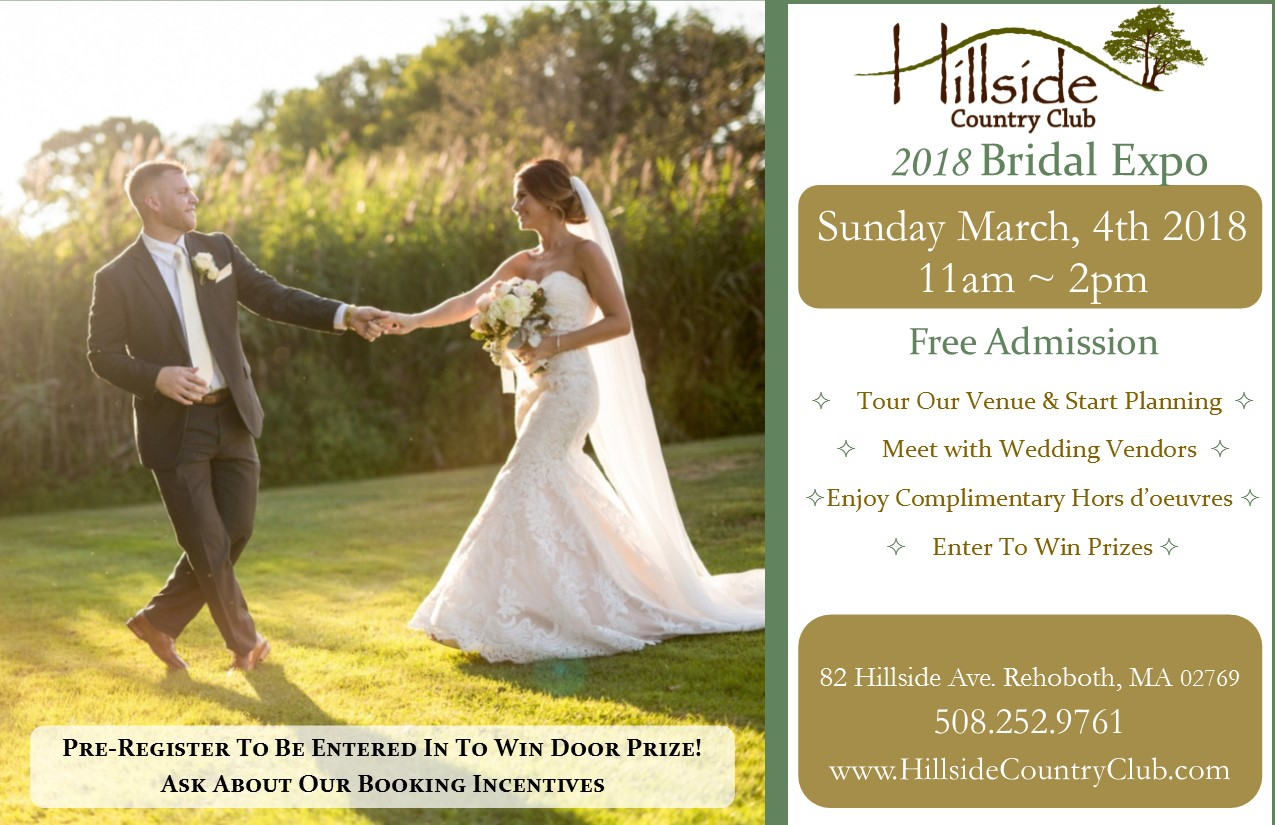 2018 Bridal Expo Open House